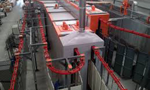 Automated Powder Coating Plants