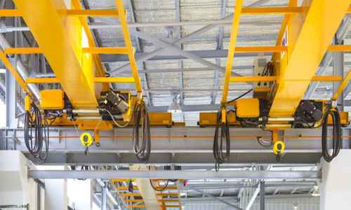 Crane Hoist Crawl